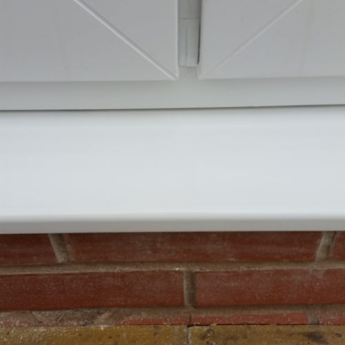 UPVC AND PLASTIC CHIPPED CRACKED BURNT REPAIRS