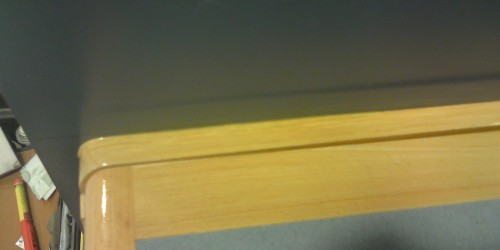 DAMAGED COUNTER TOP REPAIR CHIP DENT BURN FITTED FURNITURE REPAIR