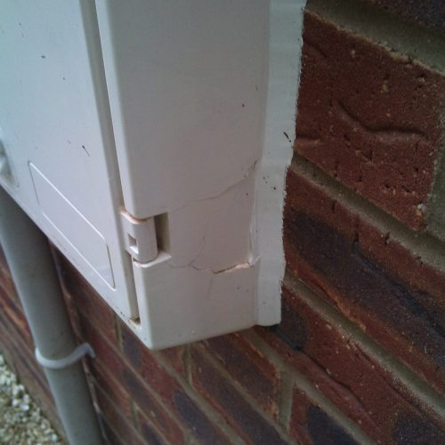 meter box repairs