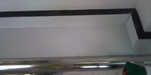 DAMAGED TRESPA COUNTER REPAIRS