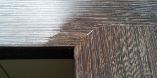 CHIPPED WORKTOP REPAIR