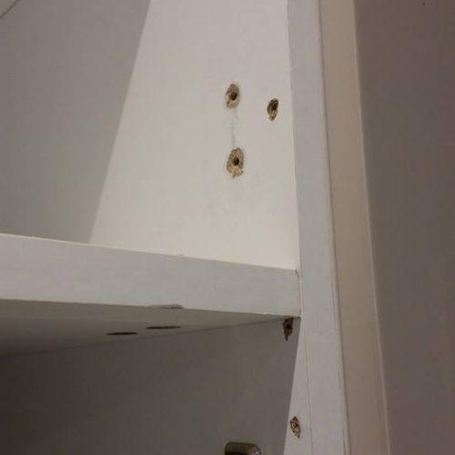 kitchen cupboard repairs
