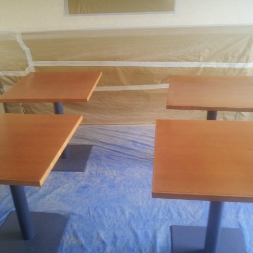 hotel furniture refurbishments scratched chipped burnt surface repairs and refurbishments hotels