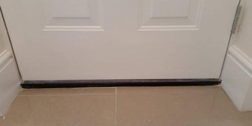dented door repair