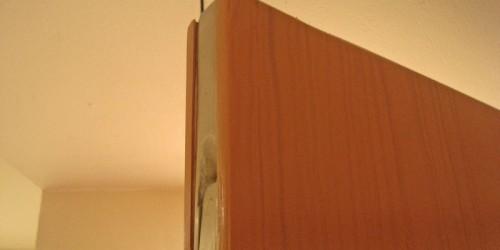 chipped door repair