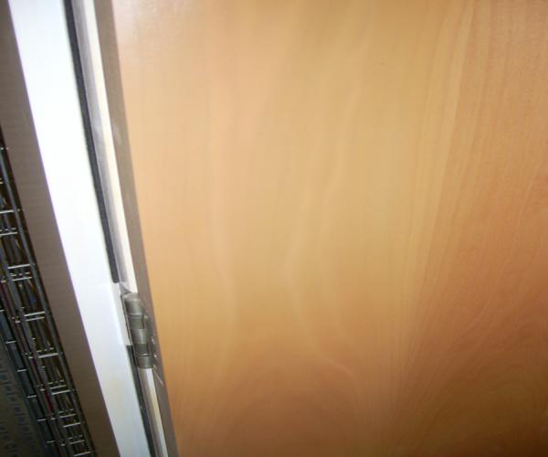veneer door scratch repairs