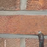 STONE SILL BRICK ART STONE MORTAR BRICK TINTING CRACK CHIP DENT BROKEN REPAIR REFURBISH