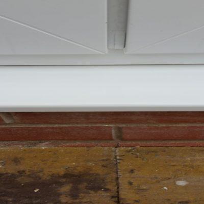 WINDOW FRAME SILL REPAIR