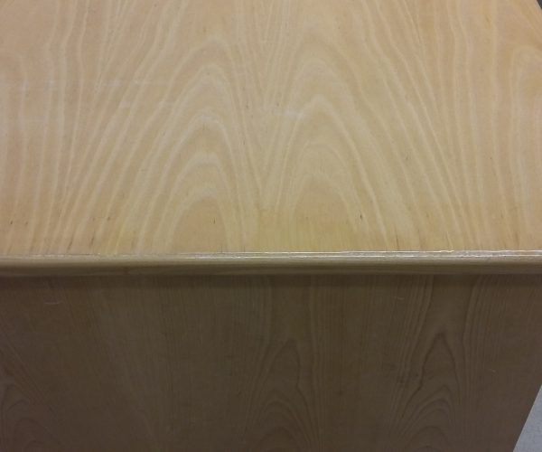 CHIPPED VENEER REPAIR