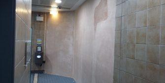 wall refurbishments
