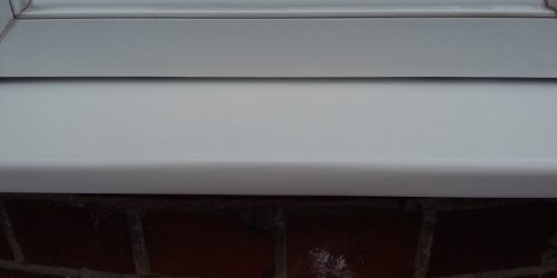 DAMAGED WINDOW SILL REPAIR