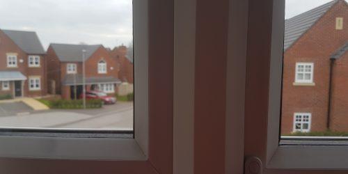 UPVC PLASTIC BEDROOM KITCHEN TOILET PATIO WINDOW FRAME SCREW HOLE SCRATCH CHIP DENT BURN REPAIR REFURBISHMENT LAND LORD MAINTENANCE SERVICE 6
