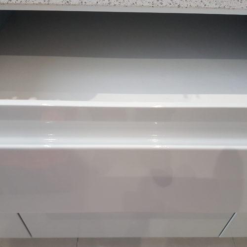 HIGH GLOSS KITCHEN PANEL REPAIR DRAW FRONT CUPBOARD DOOR END PANEL REPAIRS