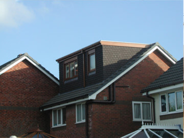 DORMER LOFT CONVERSION BOWDEN