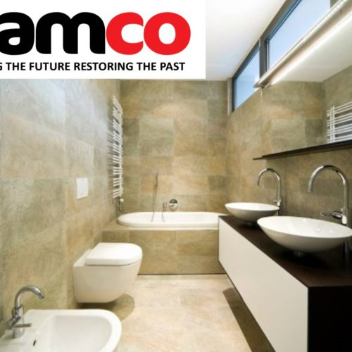 NAMCO CONTRACTING BATHROOM INSTALLATION