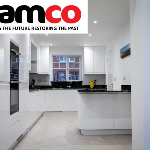 NAMCO CONTRACTING NEW FITTED KITCHEN INSTALLATION