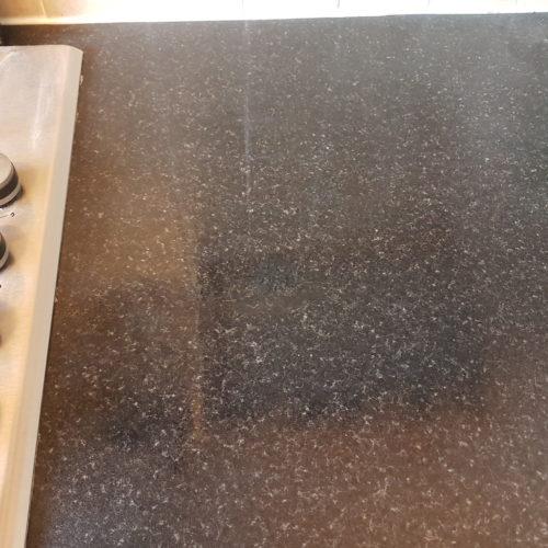 WORKTOP DAMAGED PAN BURN HEAT BLISTER BURN MARK REPAIR (1)
