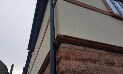 DAMAGED STONE SILL REPAIRS CHIP SCRATCH DENT CRACK COLOUR CHANGE REPAIRS BEFORE