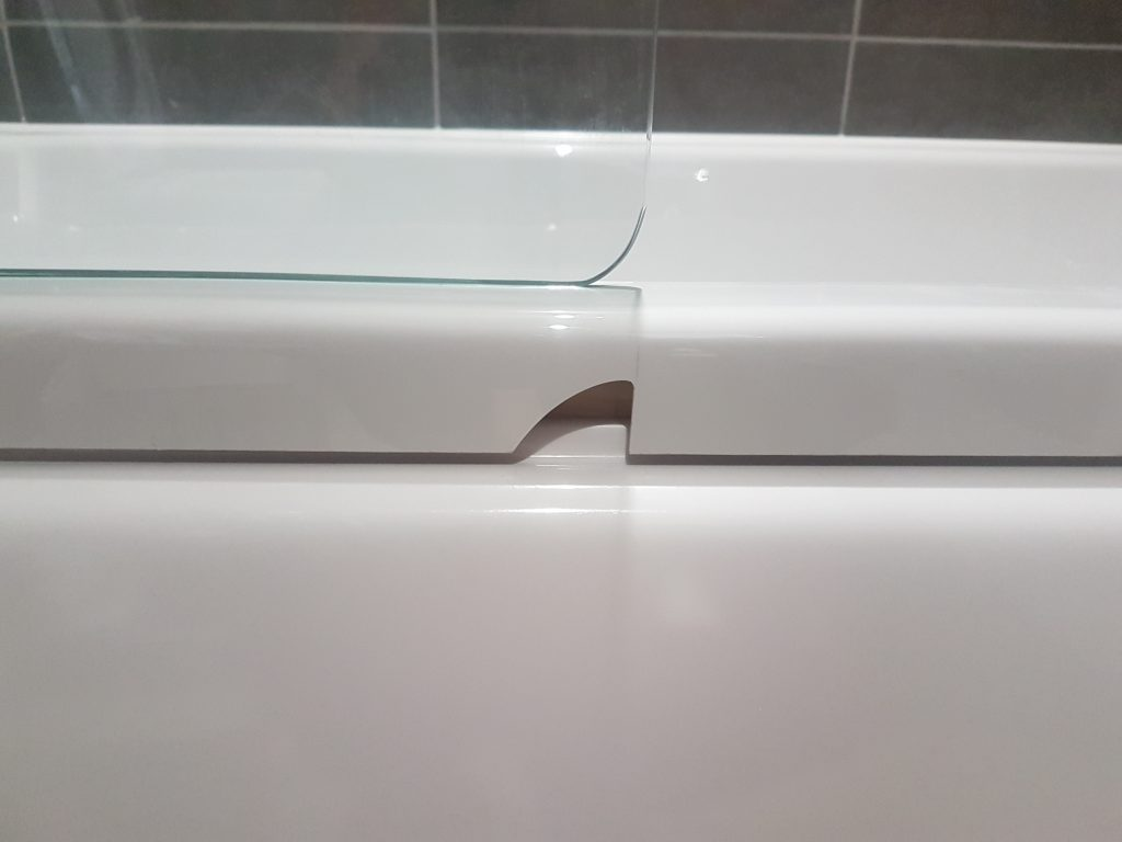 Bath Shower Tray Chip Scratch Repair