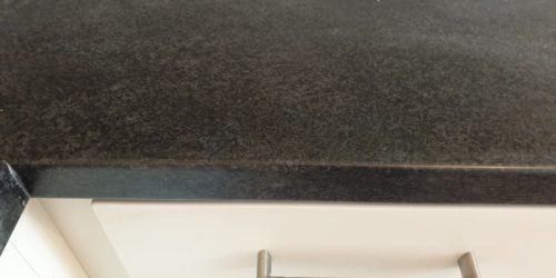 BADLY DAMAGED WORKTOP REPAIR MANCHESTER AFTER