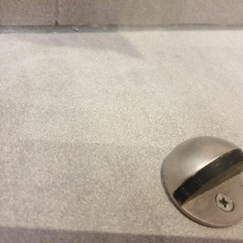 SCREW HOLE BATHROOM TILE REPAIR AFTER