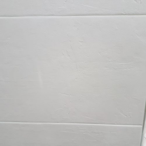 SCREW HOLE IN BATHROOM TILE REPAIR AFTER
