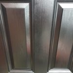BADLY SCRATCHED COMPOSITE DOOR REPAIR AFTER