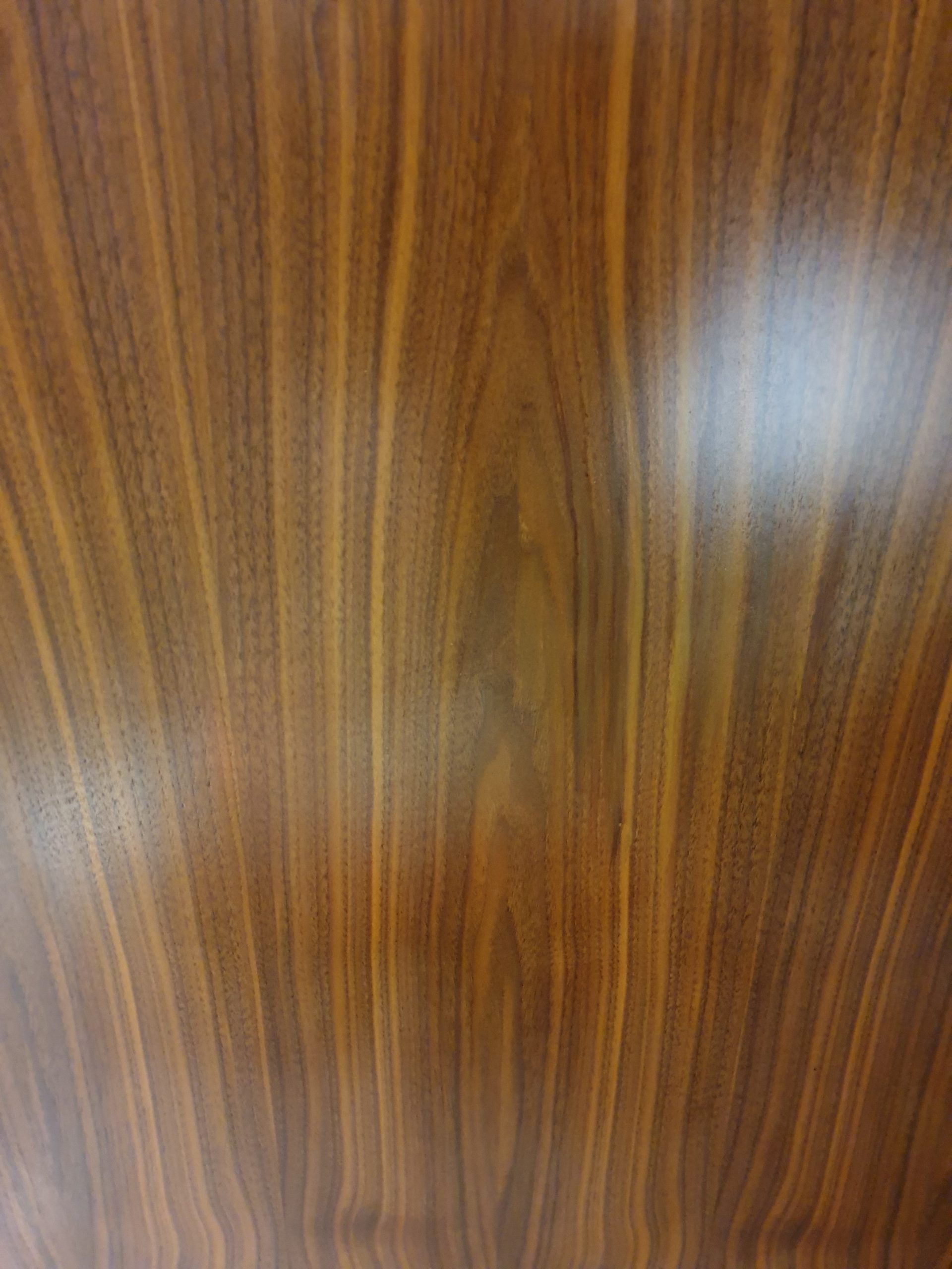BADLY SCRATCHED VENEER DOOR FRENCH POLISHING REPAIR AFTER