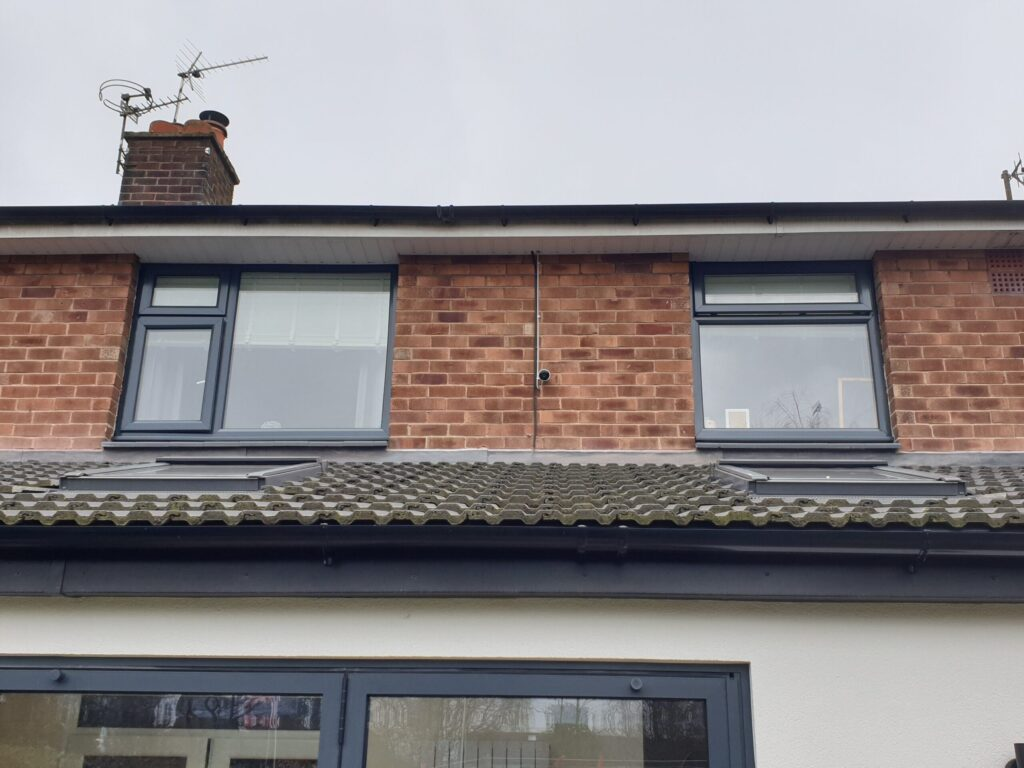 PVCU UPVC PLASTIC WINDOW FRAME SPRAYING SERVICE AFTER
