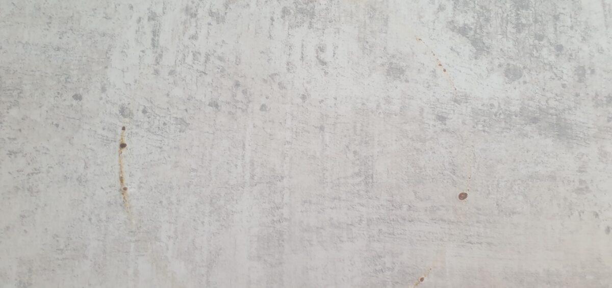 GREY LAMINATE KITCHEN WORKTOP COUTER ISLAND PAN BURN SCORCH MARK HEAT BLISTER REPAIR BEFORE